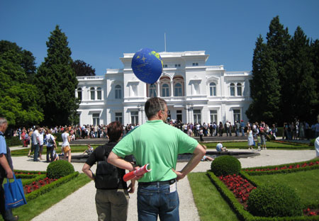 Die Villa Hammerschmidt!