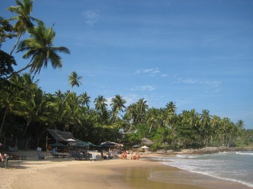 Goyambokka Beach, Tangalle