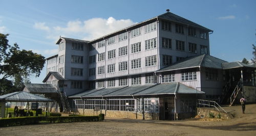 Mount Harrow Tea Factory