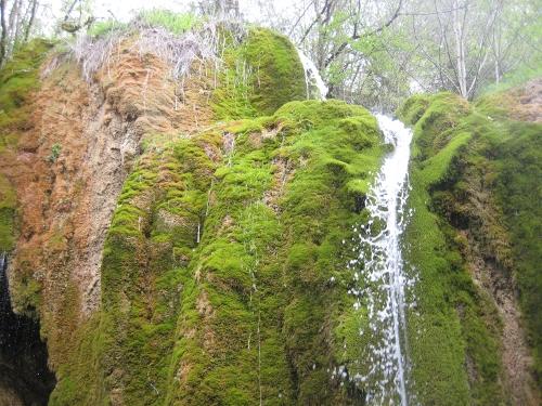 Wasserfall Dreimühlen / Waterfall Dreimühlen