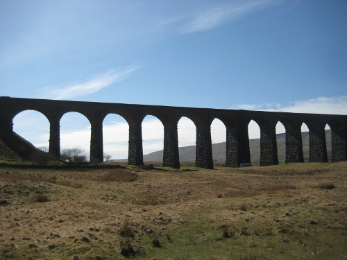 Ribblehead Viaduct, Yorkshire Dales National Parl