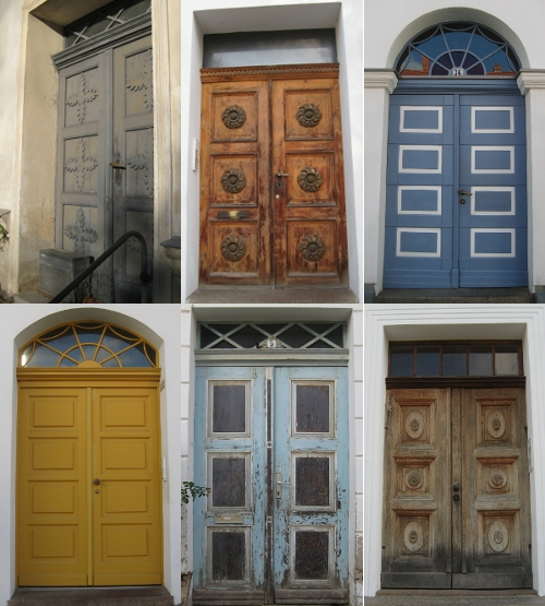 Putbusser Türen / Doors of Putbus