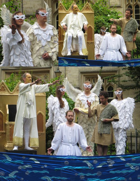 Die Taufe / The Baptism (HIDden Theatre)