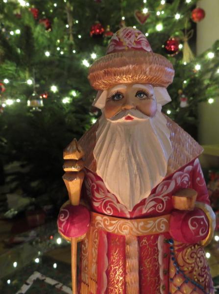 Dec/zember 6 – Secret Santa – The Knackered Grouse